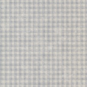 Sadie Blue Cottage Plaid Wallpaper