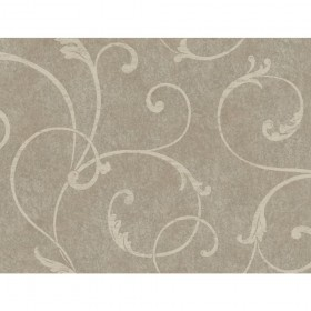 Natural Radiance Delicate Scroll Wallpaper (CW9327STK)