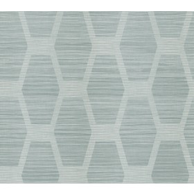 CY1575 Turquoise Congas Stripe Wallpaper