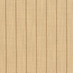 D107 Wheat Pinstripe Fabric by Charlotte Fabrics