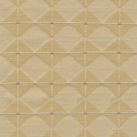 Diamond Overlay Wheat Kasmir Fabric