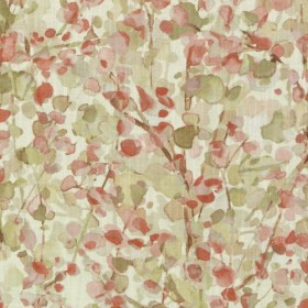 DP61713 700 Pink Green Duralee Fabric