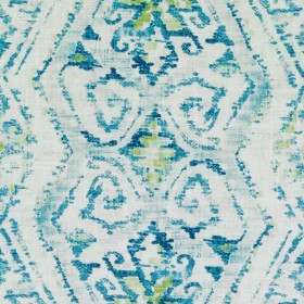 DP61720 11 Turquoise Duralee Fabric