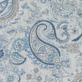 DP61723 605 Atlantic Duralee Fabric