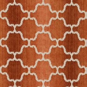 DU16089 36 ORANGE DURALEE Fabric