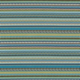 DU16453 601 AQUA/GREEN DURALEE Fabric