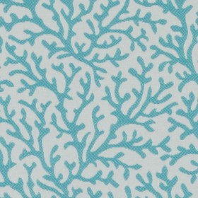 DW15943 11 TURQUOISE DURALEE Fabric