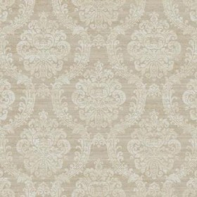 ED3218 Ivory on Gold Damask York Wallpaper