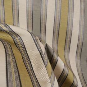 Emblaze Alloy Striped Textured Fabric