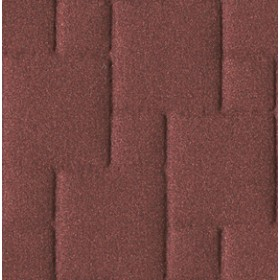 Esquina 942 Ruby Red Fabric