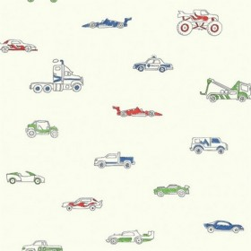 FA40301 Traffic Jam Wallpaper