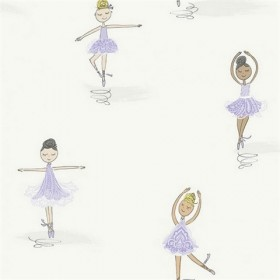 FA40809 Tiny Dancers Wallpaper