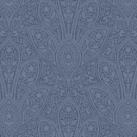 FH37546 Distressed Paisley Wallpaper