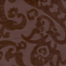 Fs195 Chocolate Kasmir Fabric