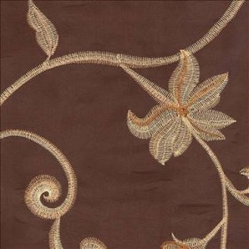 Fs230 Chocolate Kasmir Fabric