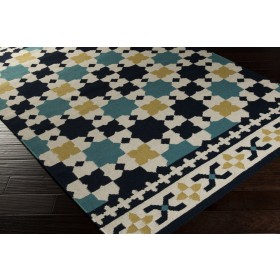 FT469-811 Surya Rug   Frontier Collection