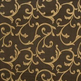 Grande Scroll Cafe Kasmir Fabric