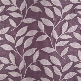 Greenway Park Plum Kasmir Fabric