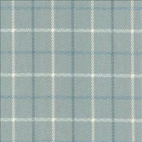 Greenway Plaid Seaspray Kasmir Fabric