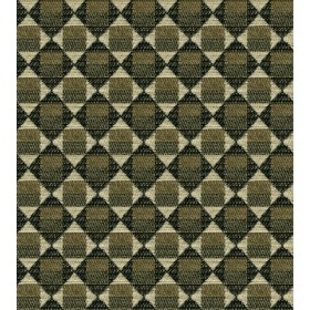 Habitat 9009 Black Fabric