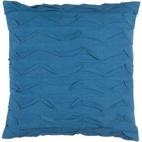 Huckaby Pillow with Poly Fill in Teal | HB004-2222P