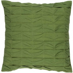 Huckaby Pillow with Poly Fill in Olive | HB007-2222P