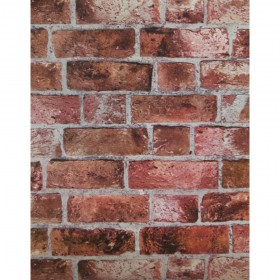 HE1044 Wallpaper  Brick Faux Texture