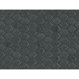 Hexx 951 Charcoal Fabric