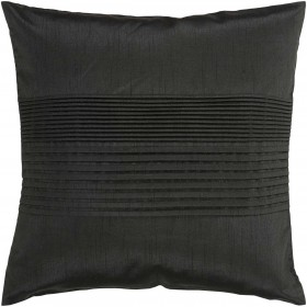 Lori Lee Black Pillow | HH027-1818D