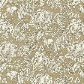 Howell Park Sisal Kasmir Fabric