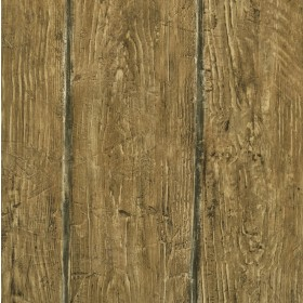 Rodeo Brown Outhouse Wood Wall Wallpaper