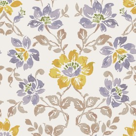 Masterpiece A Violet Europatex Fabric