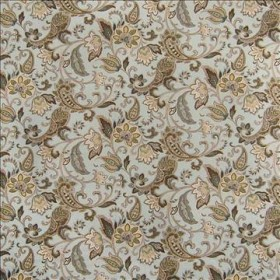 Jayhawk Spa Kasmir Fabric