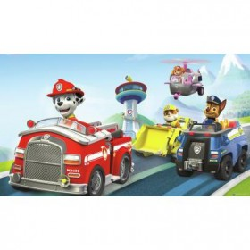 Murals Paw Patrol Friends Pre-Pasted Mural