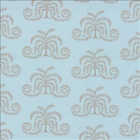 Joshua Tree Robins Egg Kasmir Fabric