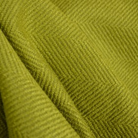 Jumper Bimini Green Herringbone Upholstery Fabric
