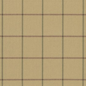 WESTERLY TATTERSAL CURRANT Ralph Lauren Fabric