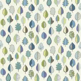Leaf Collection Spring Kasmir Fabric