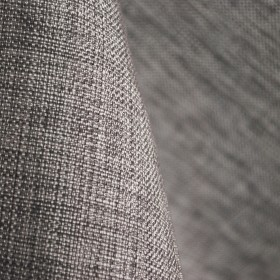 Luster Slate Silver Grey Fabric