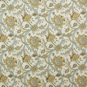 Marysville Bluestone Kasmir Fabric