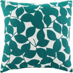 Magnolia Pillow in Teal   MG001-2020