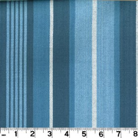 Morgan Chambray Stripe Fabric