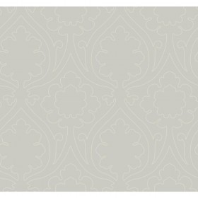 Candice Olson Inspired Elegance Idyll Grey, Taupe, Metallic Wallpaper