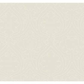 Candice Olson Inspired Elegance Idyll Taupe, Grey, Metallic Wallpaper