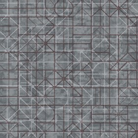 Network 1562 Charcoal Fabric