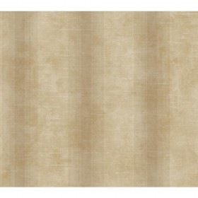 NK2128 Brushed Metallic Gold Woven Stripe Wallpaper