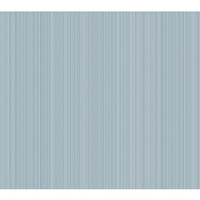 NV5596 Linen Strie Blue Wallpaper