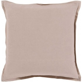 Orianna Pillow with Poly Fill in Gray | OR005-2020P