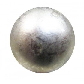 Nailhead Upholstery Tacks PM015 Glazed Pewter 200 Count