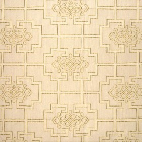 Poetic Cream Kasmir Fabric